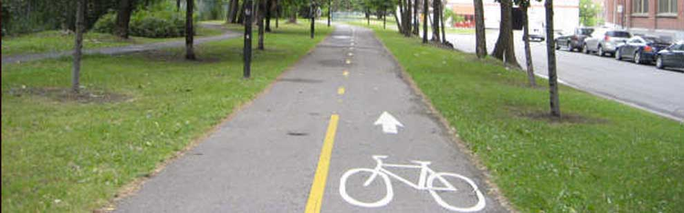 b&b canada montreal quebec bicyle path